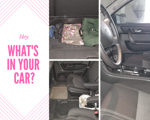 What's in Your Car