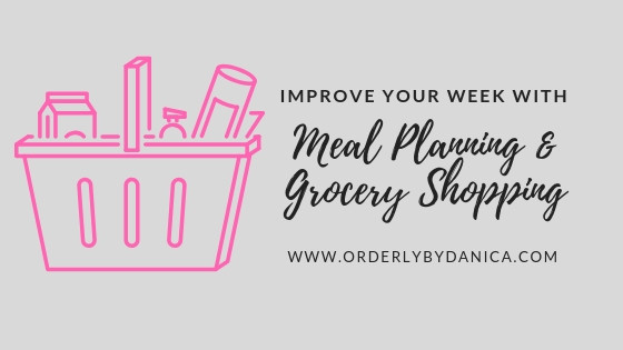 Meal Planning & Grocery Shopping