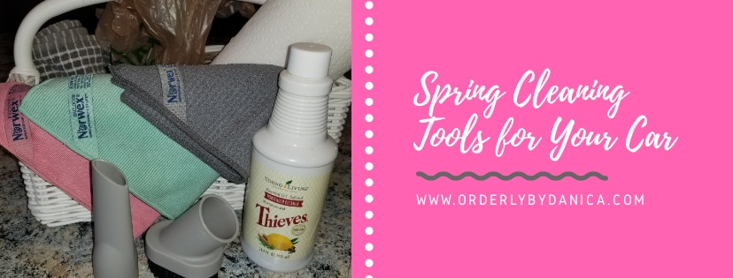 Spring Cleaning Tools for Your Car