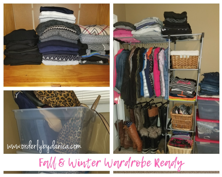 Fall & Winter Wardrobe Ready