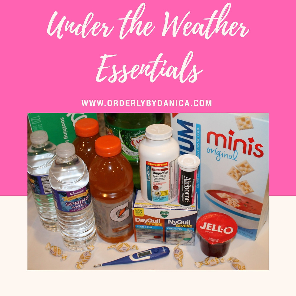 Under the Weather Essentials
