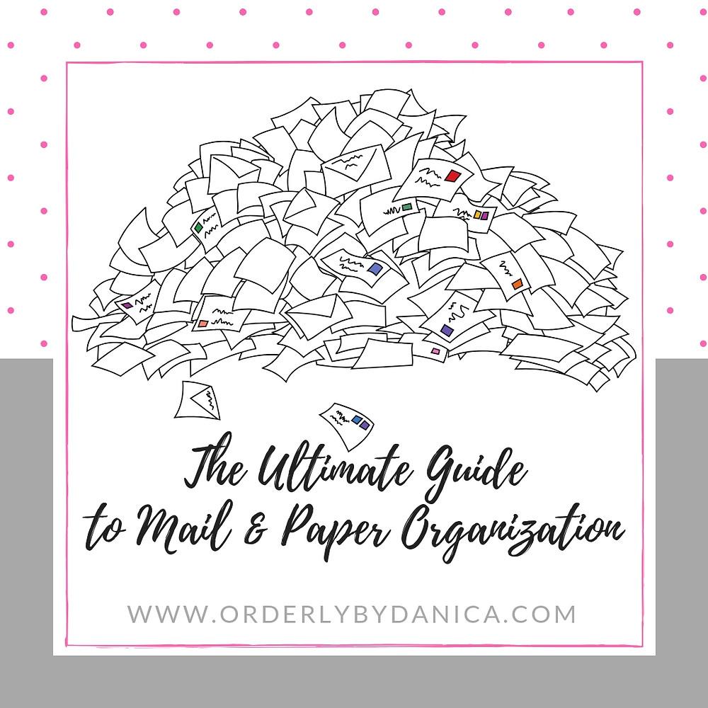 Mail & Paper Organization