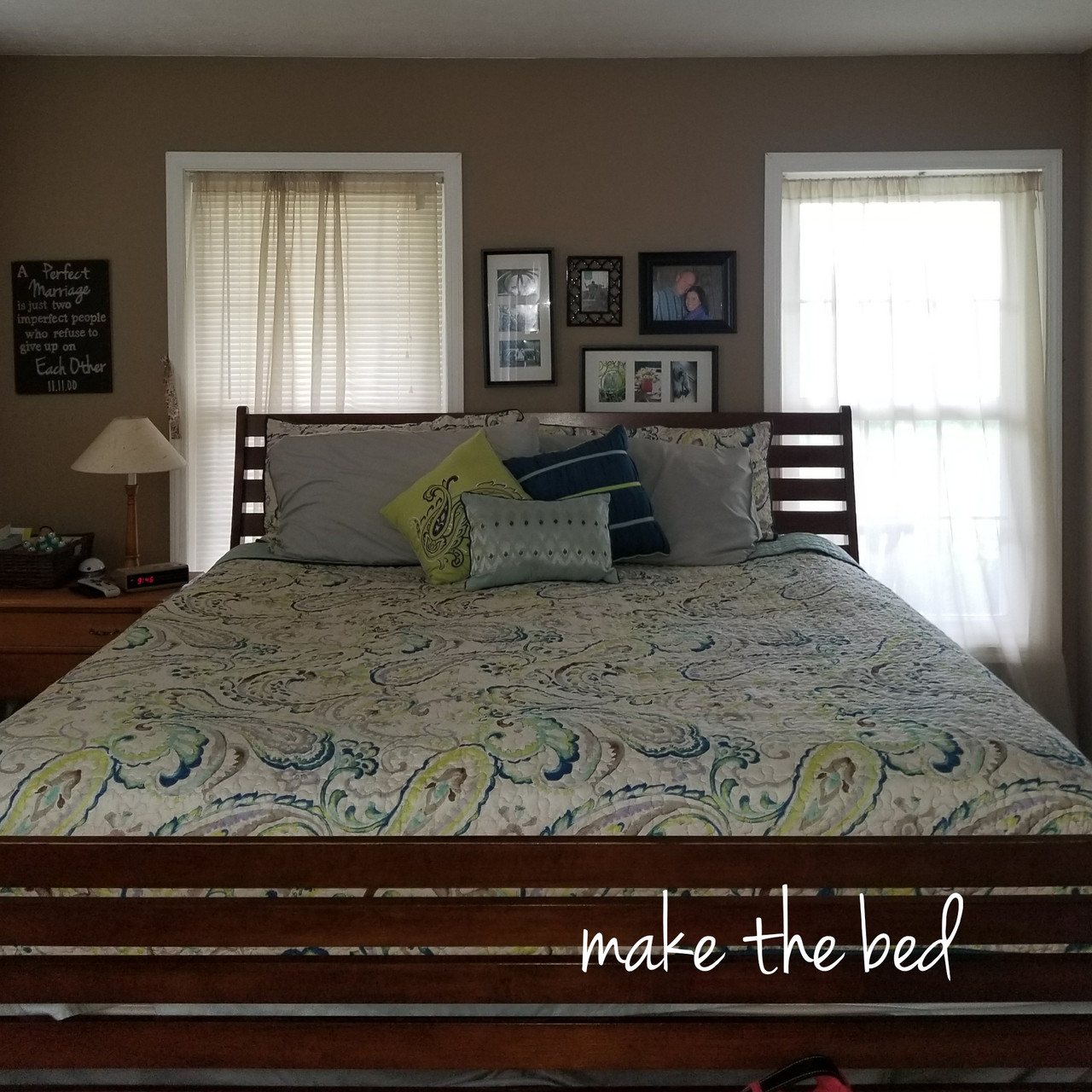 Make the Beds