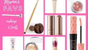 Week 23| 2019: 8 of Mama's Fav Makeup Products/Tools {& Organization Tips}