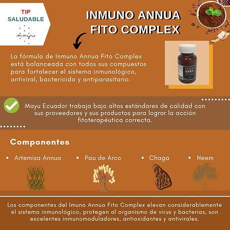 inmuno annua
