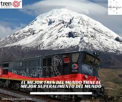 Tren crucero del Ecuador
