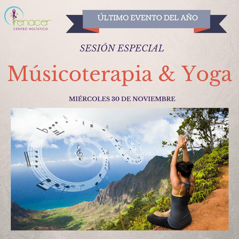 Musicoterapia y Yoga