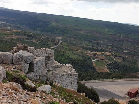 גן לאומי מבצר נמרוד (קלעת נמרוד)