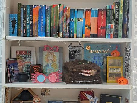 הארי פוטר - אוספים, יצירות וספרים