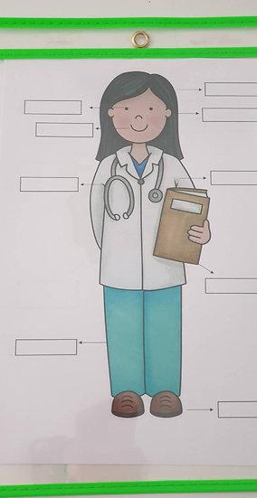 השלימו את המילה המתאימה - רפואה - קובץ דיגיטלי