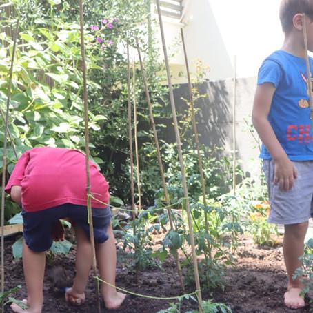 בגינה שלנו