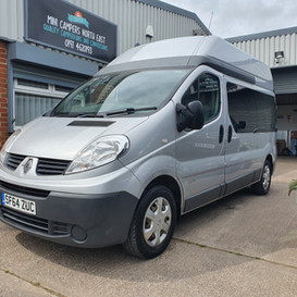 2014 Renault Trafic High Top