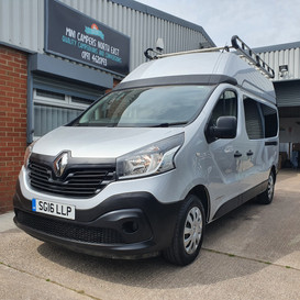 2016 Renault Trafic High Top