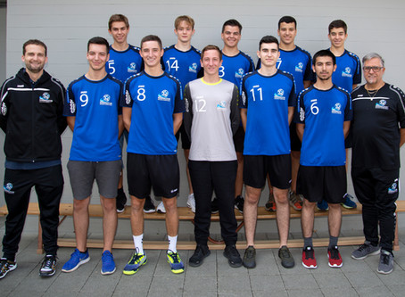 Die Jungs der U19 spielen das Regio-Cup Finale