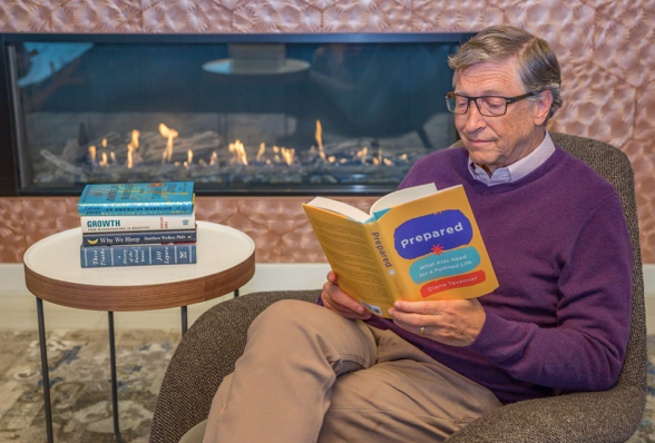 Passionate Pursuits, Brag Queens and What Puts Bill Gates to Sleep