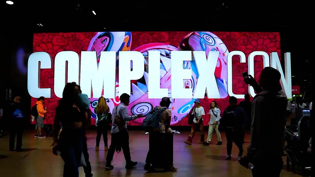 AAPE : COMPLEXCON