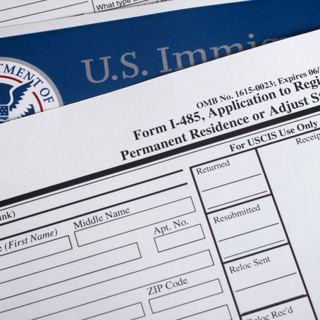 Avoid Common Mistakes on USCIS Forms