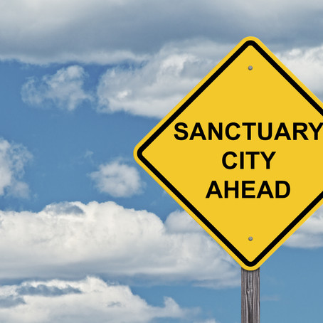 New Jersey is a Sanctuary State