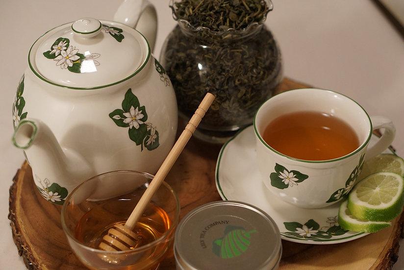 Lily Green Tea