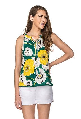 43D3677 • Green Floral