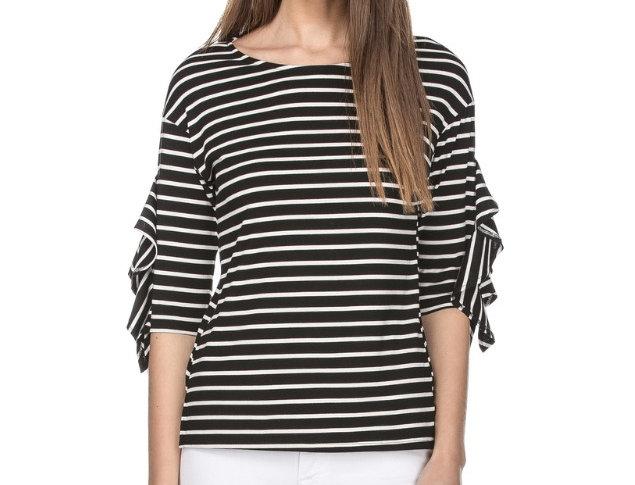 44E3686 • Black Stripes (Min 6 pcs)