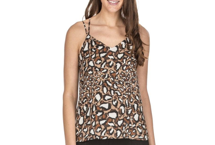 45H9467 • Brown Leopard (Avail. in Black) Min 6 pcs
