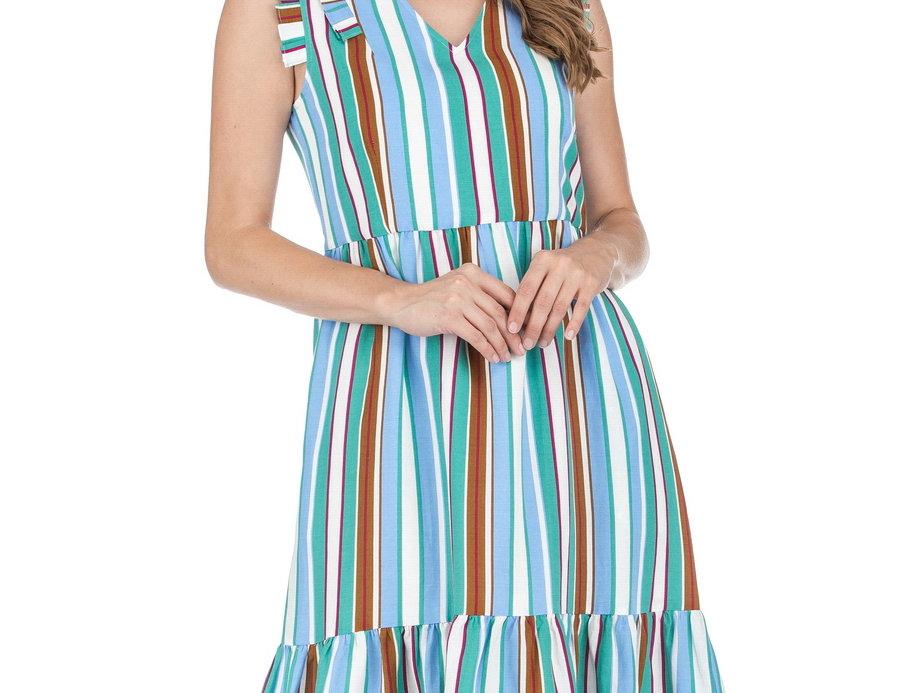48D9552 • Blue Stripe