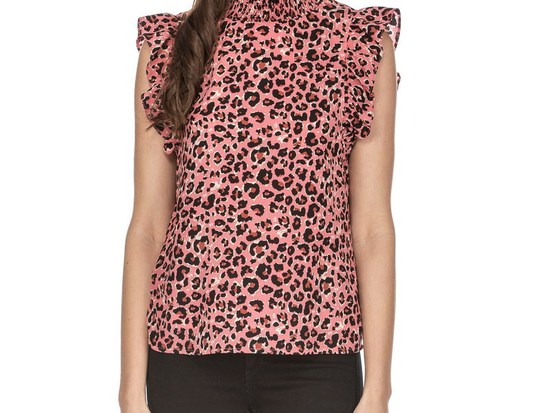 46J3697 • Pink Leopard