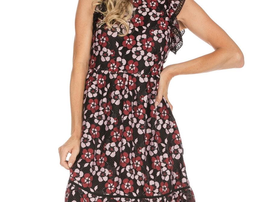 51K3523 • Floral Lace