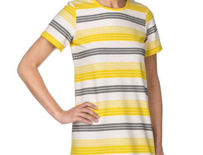 43Q3586 • Yellow Stripes