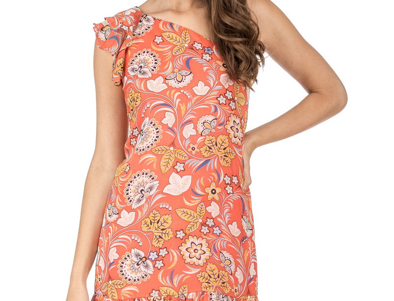 47B9513 • Coral Floral