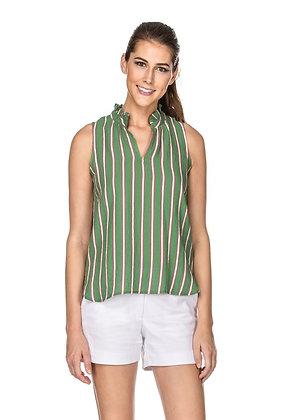 44E9438 • Green Stripe