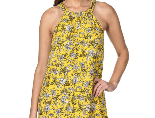 43C3652-7 • Yellow Floral