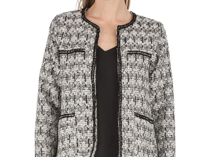 50H3819 • Matellic Tweed