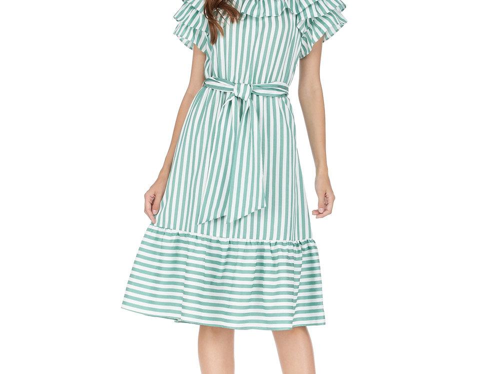 49E3792 • Green Stripe