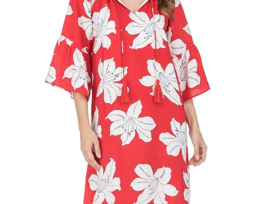 49E9541 • Red Flower