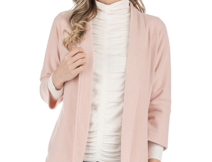 50G3709 • Dusty Pink Avail. in Camel & Lilac (S/M, M/L)