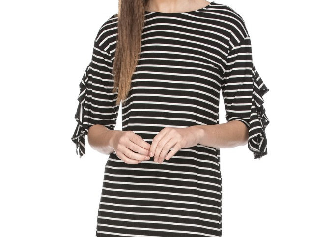 44E3695 • Black Stripes (Also Avail. in Red Min 6 pcs)