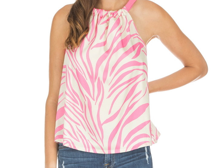 52D8846 • Pink Zebra