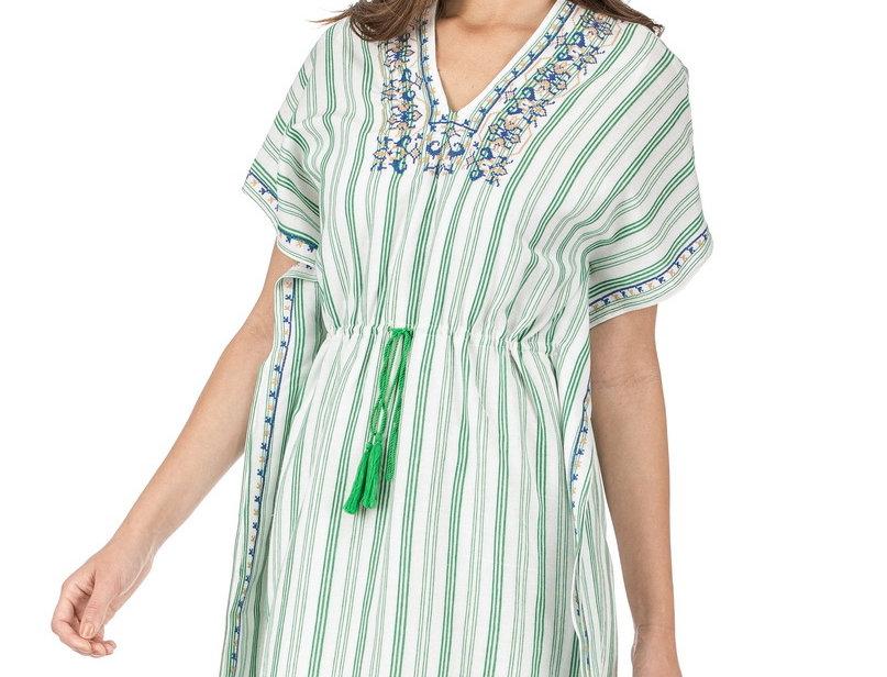 47A3758 • Green Stripe