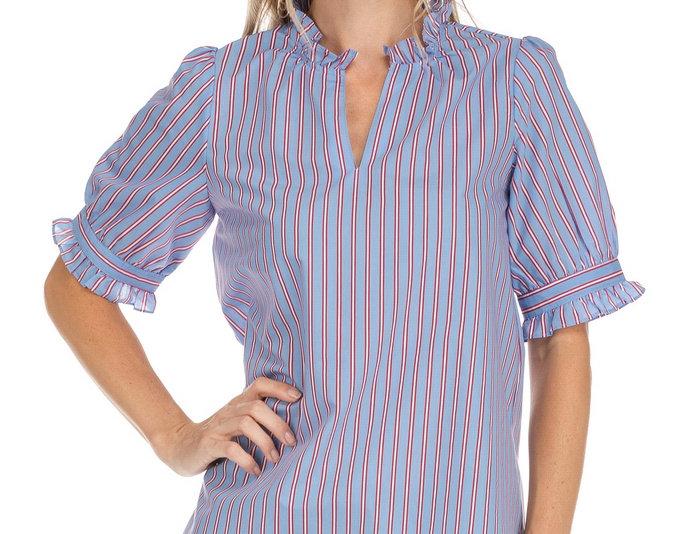51A9619 • Blue Stripe