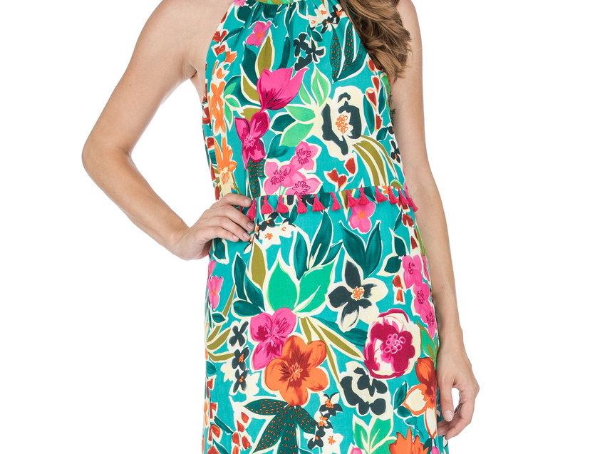 48C3693-5 • Tropical Floral