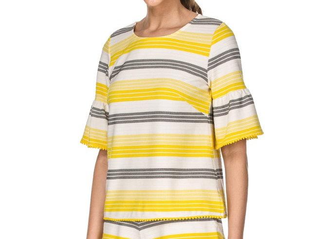 43D3692 • Yellow Stripes