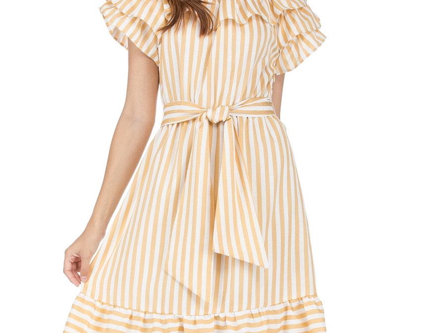 49E3792 • Mustard Stripe