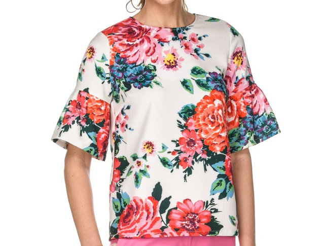 43C9102-7 • Floral Blossom