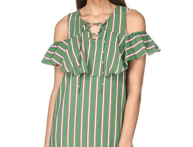 44E9441 • Green Stripe