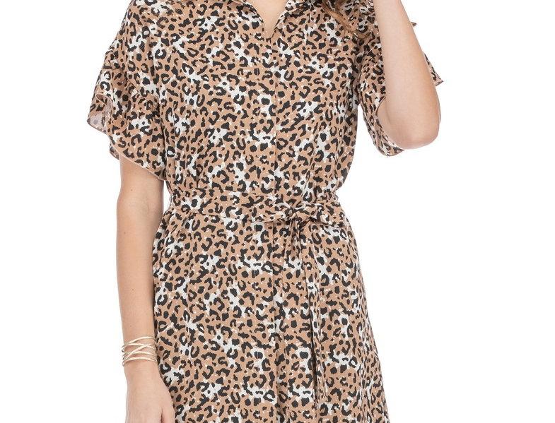 54H9630 • Brown Cheetah
