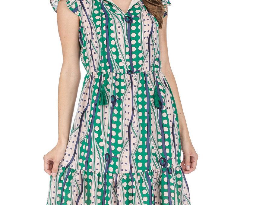 53E3782 • Green Wavely