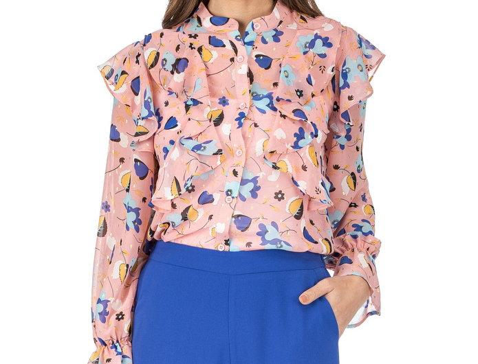 47B3760 • Pink Floral