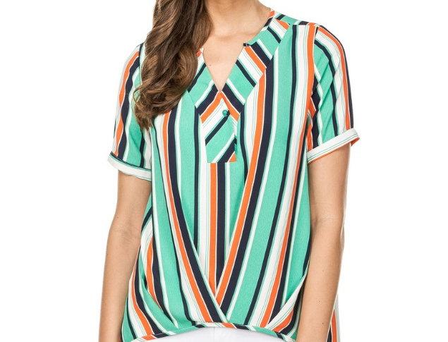 42B3592 • Green Stripe (Min 6 pcs)